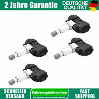 4x BMW RDKS Reifendrucksensor 36106881890 36106856209 BMW F Serie TPMS
