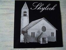 Shylock - GIALORGUES (Lp) Reissue 1989 + Insert