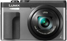 PANASONIC LUMIX DC-ZS70S, 20.3 Megapixel, 4K Digital Camera, WiFi (Silver)