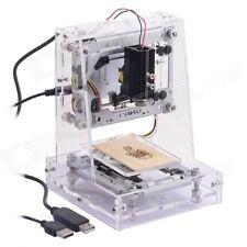 NEJE 300mW Mini DIY Laser Engraving Machine CNC Laser Printer Engraver Cutter