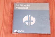 Tall Paul vs INXS – Precious Heart - 4 T- Boitier neuf CD maxi-single promo RTL
