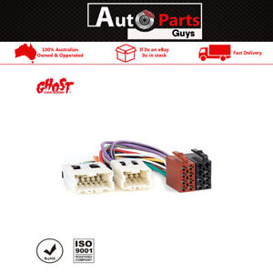 ISO WIRING HARNESS LOOM SUITS NISSAN MAXIMA 1999 - 2003
