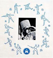 1936 Israel CIGARETTE CARDS Photo ALBUM Jewish SPORT BOOK Football SOCCER Boxing