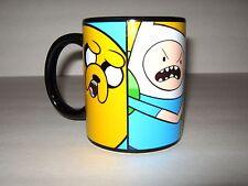 Adventure Time Cartoon Network Coffee Mug Fin Jake Ice King Princess Bubblegum