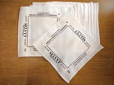 "10 (ten) SELVYT PR (premium) JEWELLERS POLISHING CLOTHS, 10"" X 10"" (25x25cm) ea."