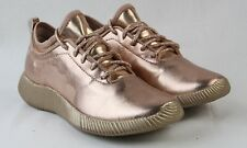 Women Fashion Hologram Shiny Sneakers Super Lightweight Shoes Cute Style Lace up