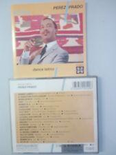 PRADO  PEREZ - DANCE LATINO -  (FLASHBACK RCA) CD