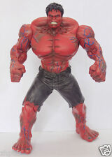 "Marvel Universe Avengers Action Figure 10""Incredible RED Hulk Collection Gift"