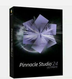 ✅✅ Pinnacle Studio 24 Ultimate Advanced Video Editing . INSTANT Dispatch ✅✅