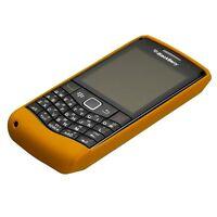 BlackBerry Skin for BlackBerry 9105 Pearl 3G - Orange Henna