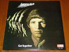 SAMMY HALL - GET TOGETHER - RARE STILL FACTORY SEALED LP ! ! ! !