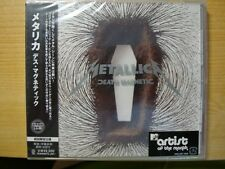 METALLICA DEATH MAGNETIC Japan PROMO LAST LISTING  Slayer UICR-1077