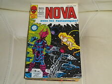 NOVA n° 115 de 1987- SPIDER MAN - LES FANTASTIQUES IRON MAN comme neuf.