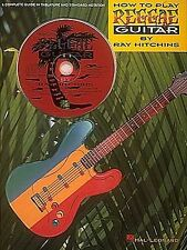 How To Play Reggae Guitar Learn to Play Folk TAB Music Book & CD