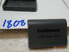 hähnel HL-2LHP Replacement Li-Ion Battery for Canon NB-2LH - Black