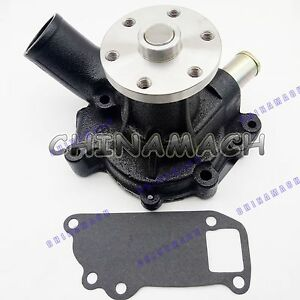 ISUZU 6BD1 Engine Water Pump 6 Holes 1-13610-877-0 for HITACHI EX200-2 SH200 280