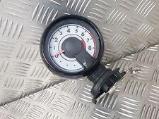 Compte tours + cache compteur vitesse - Citroen C1 / Peugeot 107  1.0i 12v