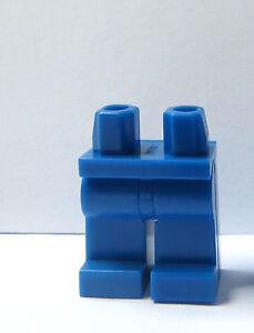 Lego 1 x Legs Leg For Minifigure Blue