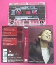 MC GIANNI MORANDI Come fa bene l'amore 2000 italy MORMORA MUSIC no cd lp vhs