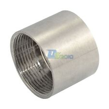 "New 1-1/2"" Female x 1-1/2"" Female 304 Stainless Steel threaded Pipe Fitting NPT"