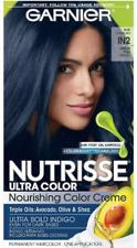 GARNIER NUTRISSE ULTRA COLOR NOURISHING HAIR COLOR CREME, BLUE CURACAO *DP*