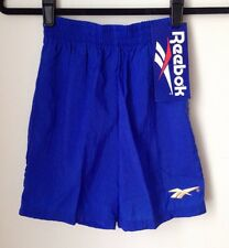 vintage reebok shorts boys size small deadstock NWT 1993