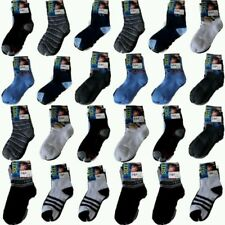 12 Paar Jungen Socken ABS Noppen 19 20 21 22 23 24 25 26 27 28 29 30 31 32 33 34