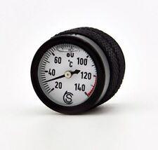 BMW R Nine t R9T Oil Temperature Gauge Celsius - Black 2014+ R NineT