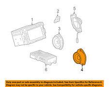 GM OEM Stereo Audio Radio-Rear Door Speaker 15201406