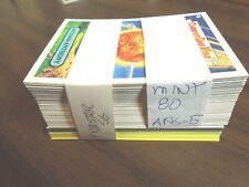 2005  05 Garbage Pail Kids GPK ANS Series 5 MASTER Set + 2 sub sets cards Mint!