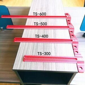 Scribing Ruler - Line Drawing Marking - Carpentry Measuring Tool - T-type Ruler