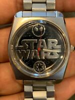 Vintage Rare Limited Edition Fossil Star Wars 20th Anniversary watch LI-1568