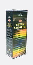 Hem-Bulk Seven Colours Incense Sticks 120-Stick Free Shipping