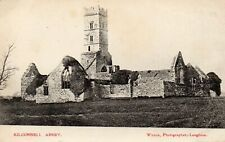 More details for kilconnell abbey co. galway ireland postcard by wynne photographer of loughrea