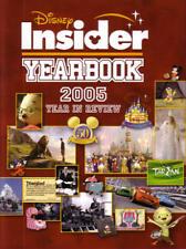 Disney Insider Yearbook