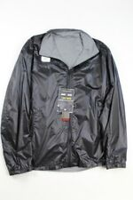 New Point Zero Reversible Water Resistant Jacket XL Black $125