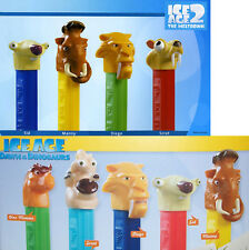 PEZ - Ice Age Series - Choose Character from Pull Down Menu