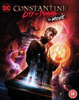 Constantine - City of Demons Blu-Ray (2018) J.M. DeMatteis cert 18 ***NEW***