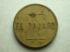 Pajaro, CA  El Pajaro 5¢ Token