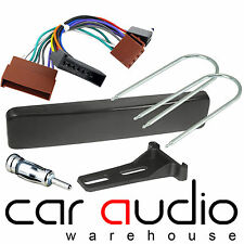 Ford Transit Connect 1997-06 Single Din Car Stereo Fascia & Fitting Kit CT24FD02