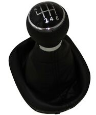 Pommeau soufflet et cadre de levier de 6 Vitesses pour Volkswagen Caddy Touran