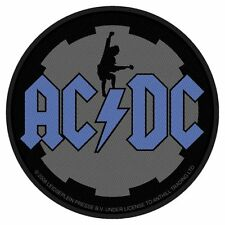 AC/DC - COG AND ANGUS (BRAND NEW 9cm DIAMETER SEW ON PATCH)