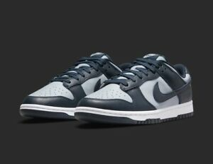 Size 10 - Nike Dunk Low - Georgetown Championship Grey - DD1391-003 - IN HAND 🤚