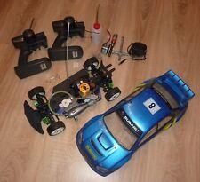 Kyosho Pure Ten Alpha SUBARU IMPREZA WRC 4x4 m1:10 GX 15 Verbrenner Rc Car
