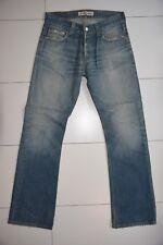 Levis Jeans 512 - blau - Bootcut - W32/L34 - stonewashed - 151117-131