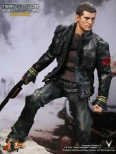 Hot Toys 1/6 MMS100 Terminator Salvation 'Marcus Wright' Sam Worthington Figure