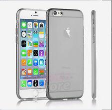 "FUNDA CARCASA TRANSPARENTE ULTRAFINA TPU GEL SILICONA compatible iPHONE 6 4,7"""