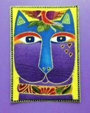 Laurel Burch Fabulous Felines Cat Applique*Handmade/77