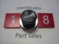 Panasonic RE-8015 Original Tuner Knob. Tested. Parting Out RE-8015.