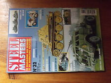 $$y Revue Steel Masters N°32 M5 & Co  Spa TM 40  Scout Car US  PZ IV Syrien